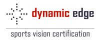 Dynamic Edge Sports Vision Certification